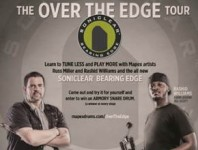 "Mapex ""Over the Edge Tour"" With Russ Miller and Rashid Willia..."