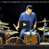 Rock & Jazz Clinic: Progressive Independence: Rock Revisited (VIDEO)