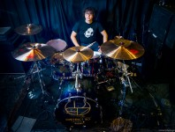 <b>Drummer Blog: District 97's Jonathan Schang on Mini-Rock Opera, Tours, and Upcoming Album</b>