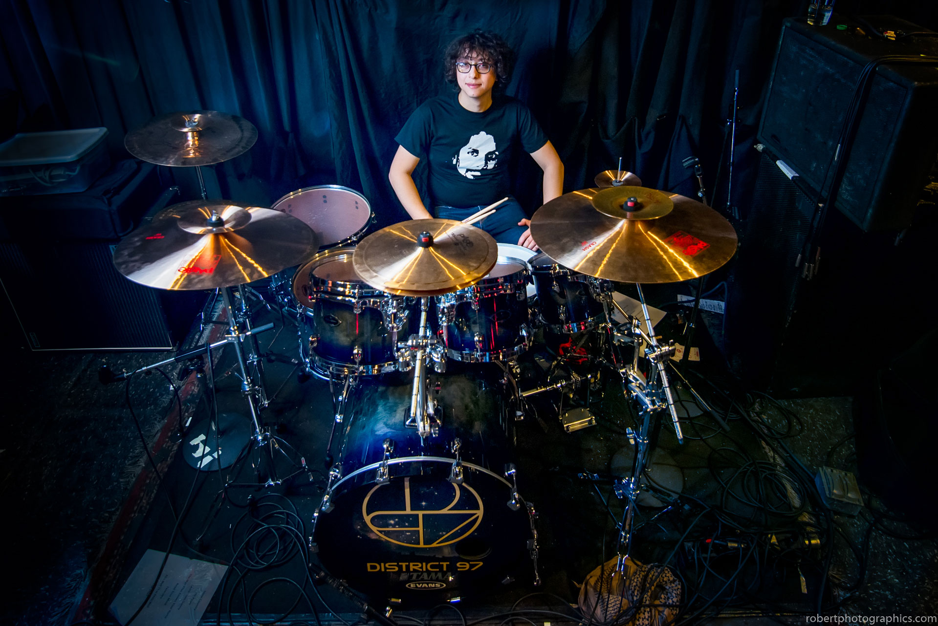 Drummer Blog: District 97's Jonathan Schang on Mini-Rock Opera, Tours, and Upcoming Album
