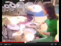 <b>Karen Carpenter Drum Solo (Video)</b>
