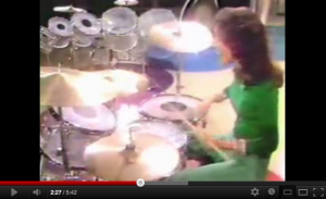 Karen Carpenter Drum Solo (Video)