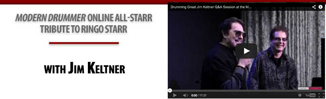 Drumming Great Jim Keltner