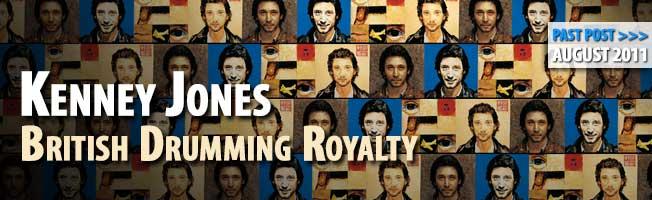 Kenney Jones: British Drumming Royalty