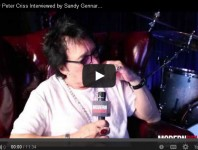 VIDEO - Peter Criss Modern Drummer Web Exclusive