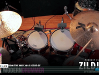 "Zildjian teamed up with educator Pat Petrillo and jazz great Adam Nussbaum to create rides that offer varying degrees of ""crashability"" and articulation. Click to check them out!"