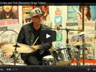 <b>Ringo Video Tribute With Drummer Liberty DeVitto and Photographer Rob Shanahan (from the Fest For Be...</b>