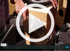 In this video from NAMM 2015, LP artist and clinician Jim Greiner walks us through the new products from both Latin Percussion and Toca for this year....