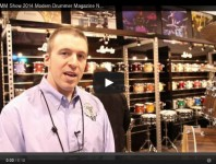 <b>VIDEO - Ludwig NAMM Show 2014 New Gear Coverage </b>