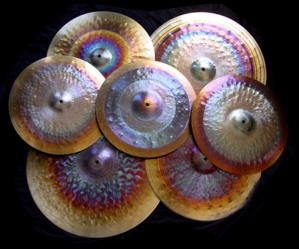 Matt Nolan Custom Cymbals Downloadable Sample Packs