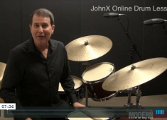 This lesson, the first in a three-part series, shows you how to create high-energy Elvin Jones–style triplet fills based on common jazz rhythmic phrases. Click here to learn more!