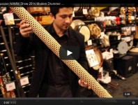 <b>VIDEO - Meinl Percussion NAMM Show 2014 New Gear Coverage </b>