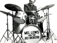 For big band great Mel Lewis, the drums were his easy chair and the band his hearth. He was the fire.
