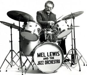 Drummer Mel Lewis