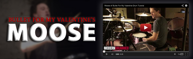 Moose of Bullet For My Valentine