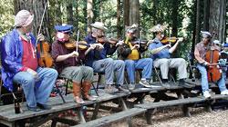 Mendocino Folklore Camp