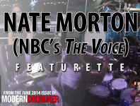 VIDEO - Nate Morton of NBC's The Voice Behind-the-Scenes Featuret...