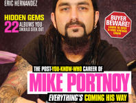 <b>October 2013 Issue of Modern Drummer Featuring Mike Portnoy</b>