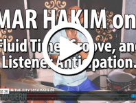 Omar Hakim Video Fluid Time, Groove, and Listener Anticipation