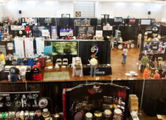 The 25th Annual Chicago Drum Show is shaping up to be another world-class percussion event. Organizer Rob Cook reports that every aspect of the show is on track to maintain the show's status as a premier educational and entertainment event....