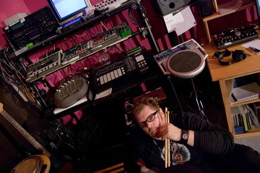 Prog-Rock Master Drummer Pat Mastelotto On The Whats And Whys Of His Home Studio Arsenal