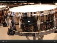 VIDEO - Peace Drums NAMM Show 2014 New Gear Coverage