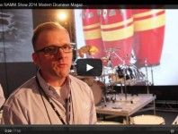 <b>VIDEO - Pearl Drums NAMM Show 2014 New Gear Coverage </b>