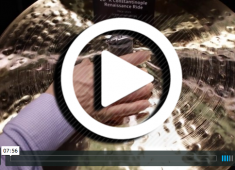 In this video from NAMM 2015, Paul Francis, head of research and development for Avedis Zildjian cymbals, and Gen 16 product manager Mike Sutton take us through the new products available from Zildjian this year....
