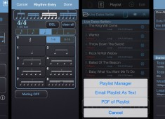 Drummers Joe Crabtree and Lucas Ives created the PolyNome app for iPhone that allows users to keep track of practices, create playlists, and tag presets....