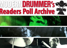 In <em>Modern Drummer</em>'s May/June 1979 issue, just over two years after Ron Spagnardi launched the magazine, our first Readers Poll appeared. Want to guess some of the names that made the cut that first time around?