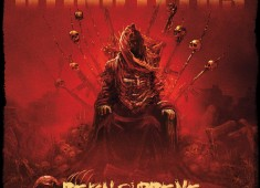 To celebrate Dying Fetus, with Trey Williams on drums, heading back into the studio for the first time since the release of Reign Supreme, three lucky winners will each receive an autographed CD and a Sabian XS20 cymbal signed by Williams....