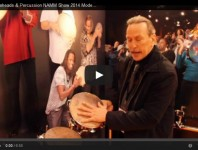 <b>VIDEO - Remo Drumheads &amp; Percussion NAMM Show 2014 New Gear Coverage</b>