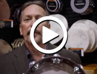 Remo at NAMM 2015 Pt 1 (VIDEO)