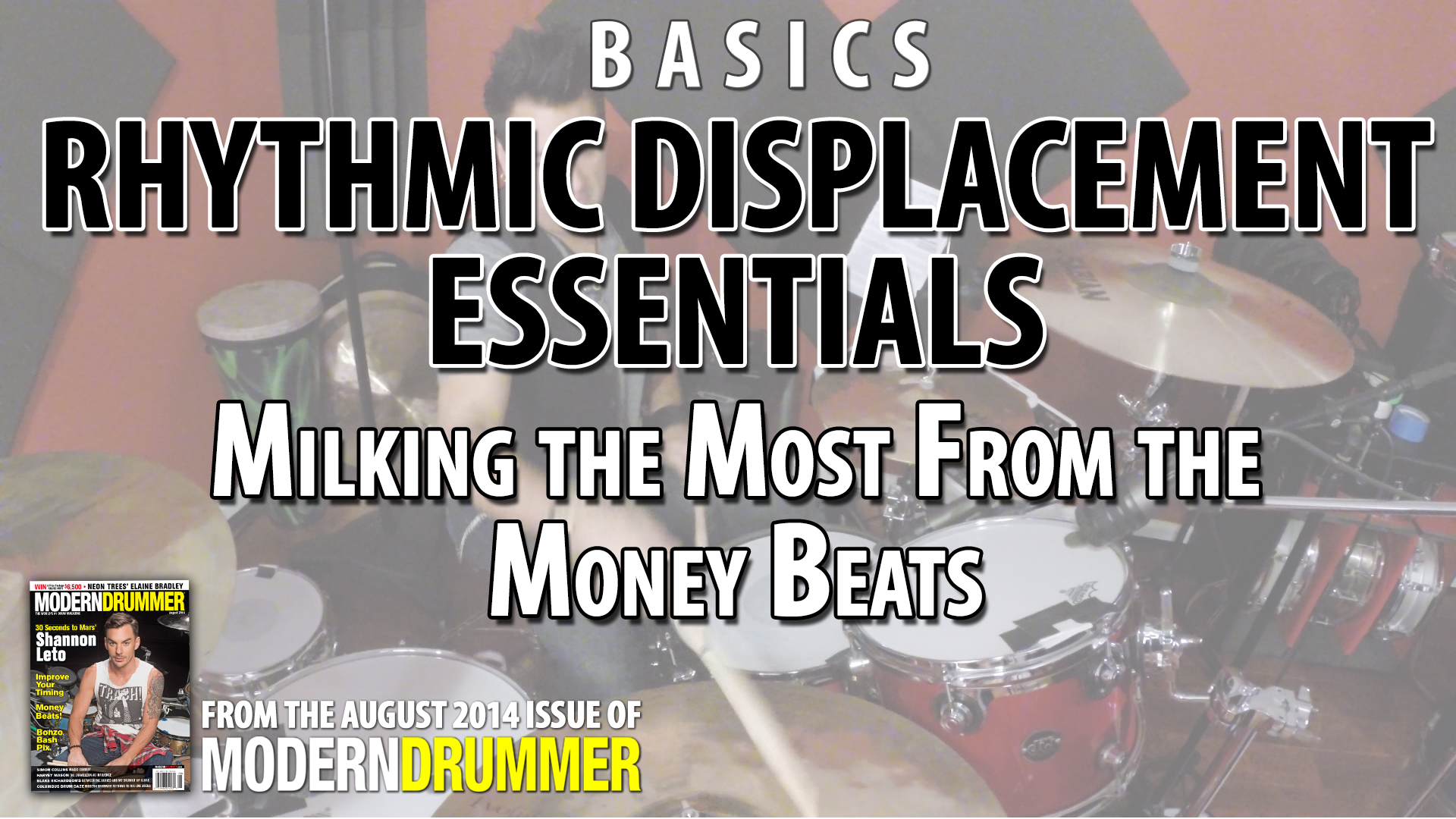 Rhythmic Displacement Essentials