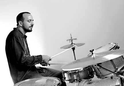 The Fab Faux's Drummer Rich Pagano