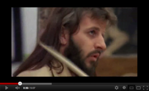 Ringo Starr And Elton John With T. Rex (Video)