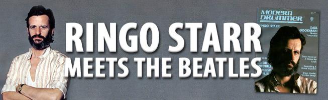 Ringo Starr Meets the Beatles