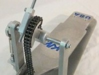 <b>New Highly Adjustable Bass Drum Pedal From Newcomer RKM!</b>