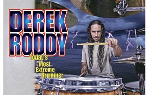 Drummer Derek Roddy