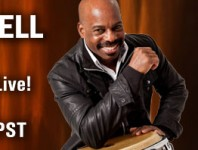 Ron Powell Conducts Free Percussion Clinic and Performance on 9/2...