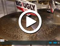 Sabian's Big and Ugly Cymbals at NAMM 2015 (VIDEO)