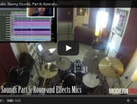 VIDEO! In the Studio: Seeing Sounds, Part 5: Specialty Mics (Nove...