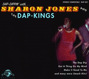 Sharon Jones and the Dap Kings - Dap Dippin' (album cover)