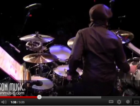 Shawn Pelton Performance at the 2010 Modern Drummer Festival (VID...