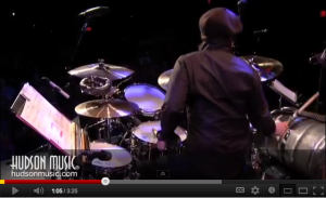 Shawn Pelton Performance at the 2010 Modern Drummer Festival (VIDEO)