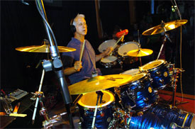 Modern Drummer Education Team Chuck Silverman