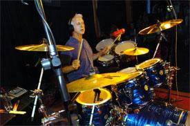 Modern Drummer Education Team Chuck Silverman