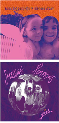 Smashing Pumpkins Gish and SIamese Dream