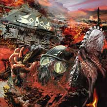 SODOM - IN WAR AND PIECES