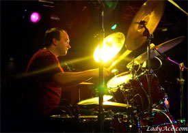 Modern Drummer Education Team Member Mike Sorrentino